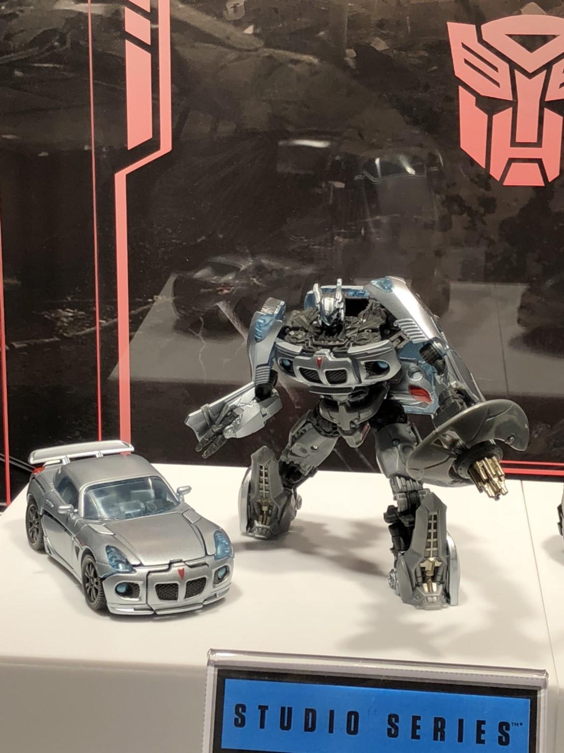 New Transformers Studio Series Toys Movie 4 D SS10 Jazz Spot MISB