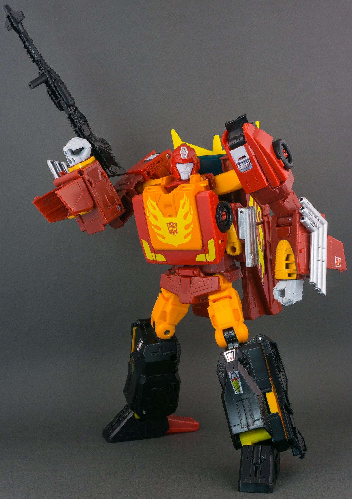 Hot Rod Winnebago >> TFW2005's Power of the Primes Rodimus Prime Gallery - Transformers News - TFW2005