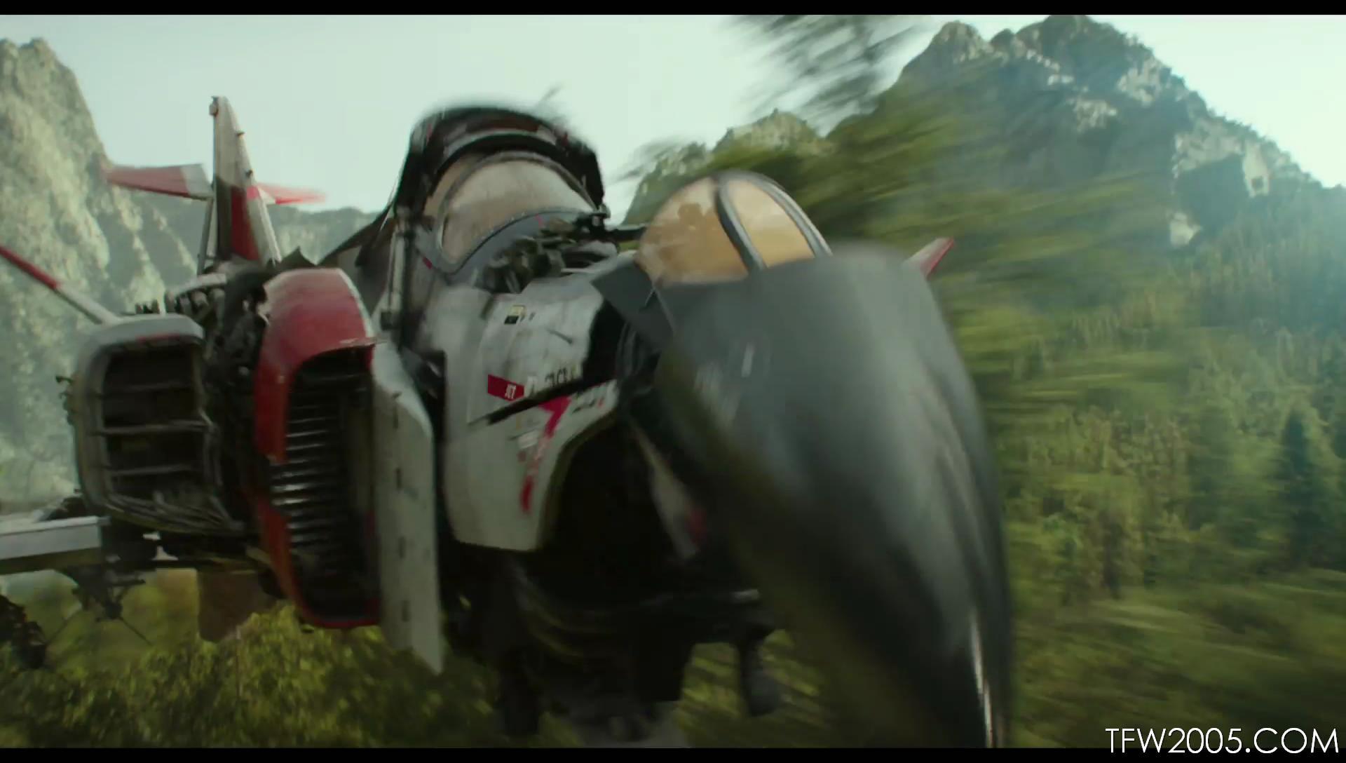 Bumbel Bee Movie: Transformers Bumblebee Movie Trailer HD Screen Caps