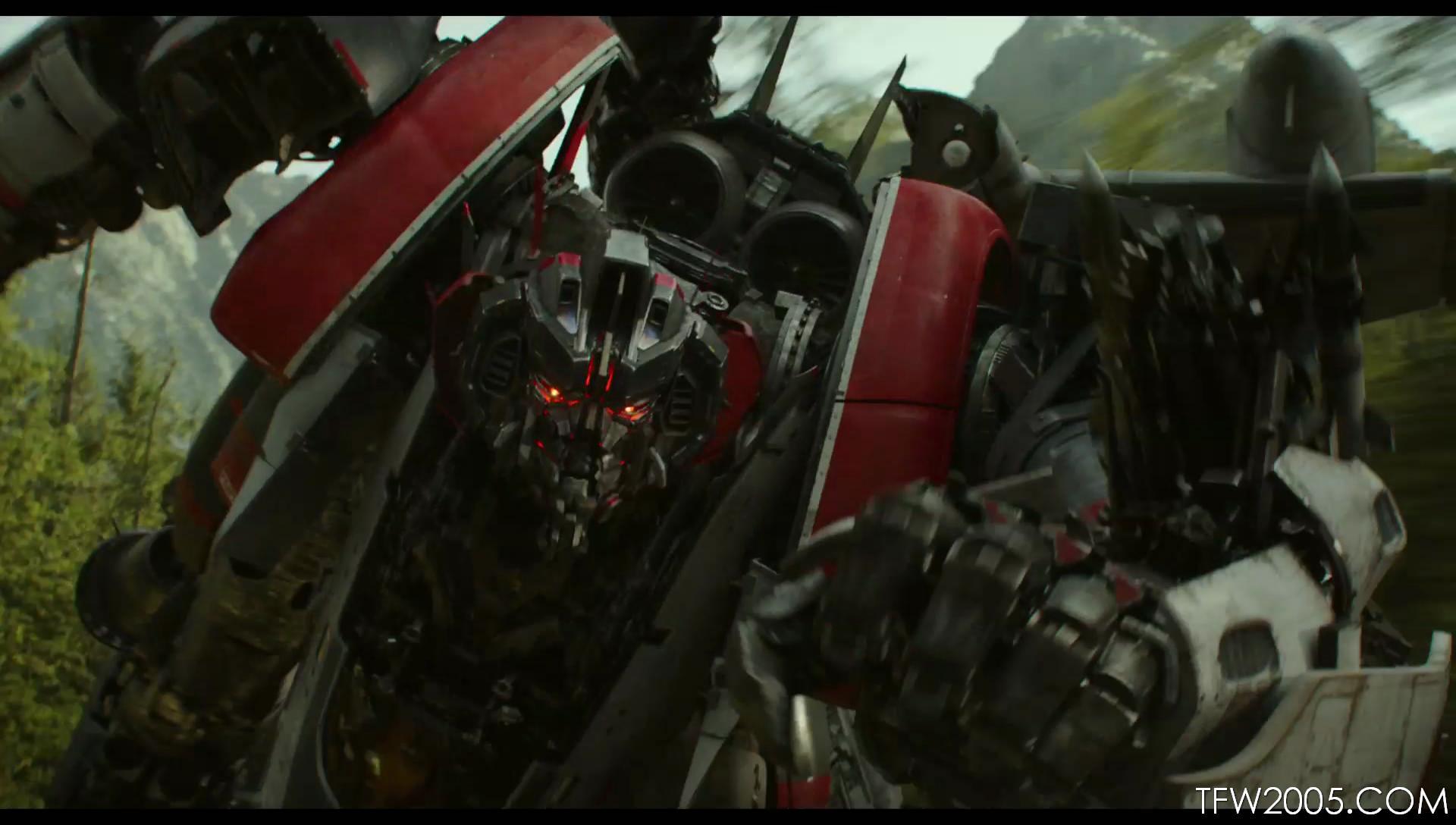 Movie trailer of transformers 2