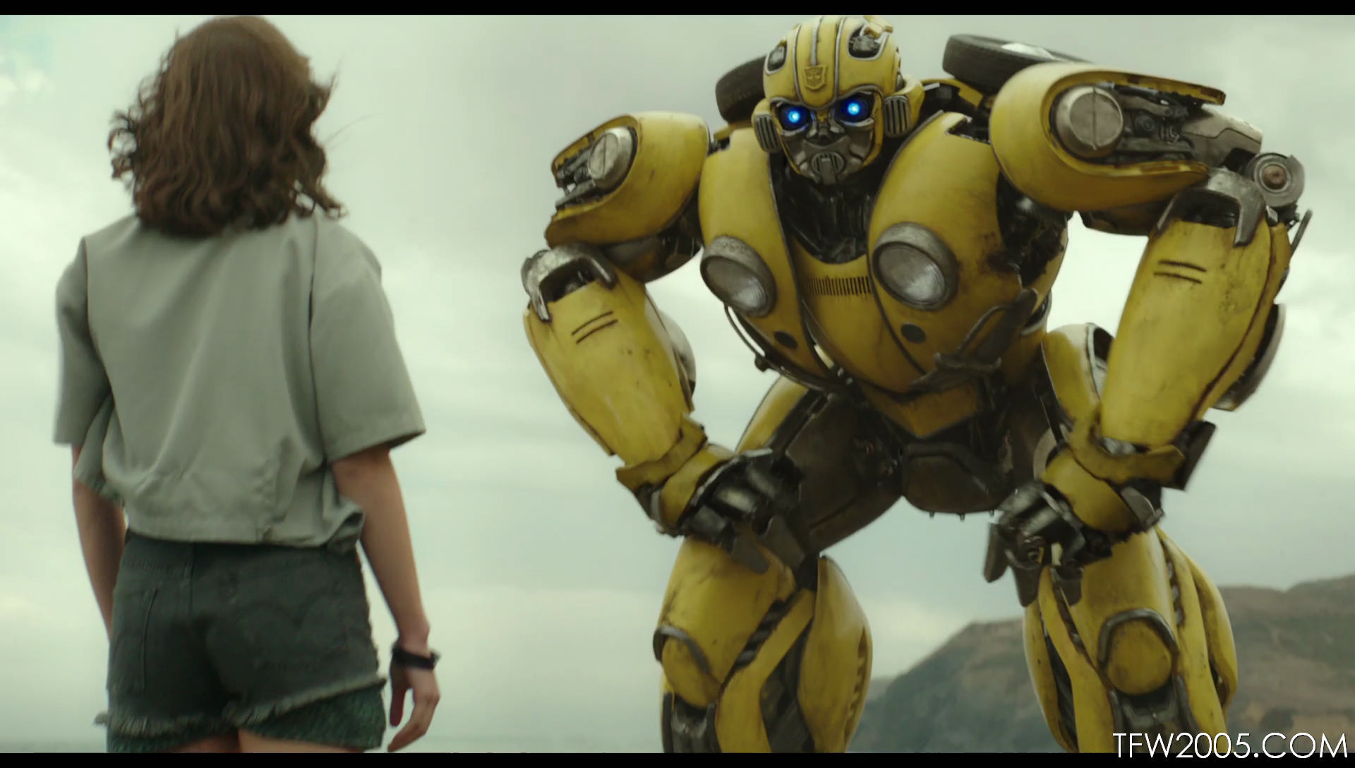 Bumbel Bee Movie: Transformers: Bumblebee Movie Theatrical Trailer Rated