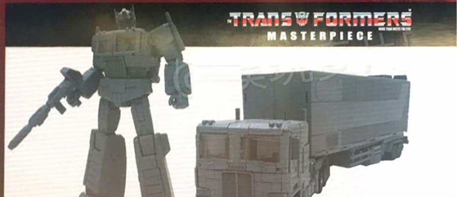 Updated Pics of Masterpiece Optimus Prime Version 3 (2019)