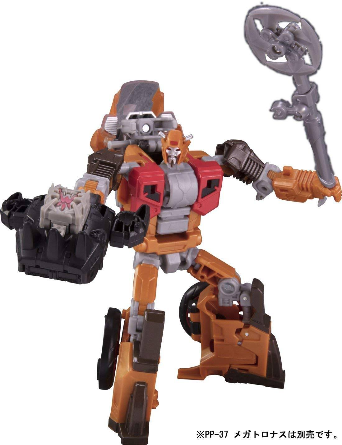 Takara Tomy Power Of The Primes PP-41 Wreck Gar And PP-42 ...