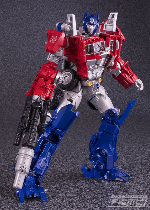 Bumblebee The Movie Legendary Optimus Prime Toy