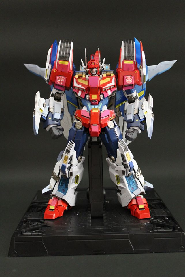 Flame Toys Kuro Kara Kuri Star Saber Official Images Transformers