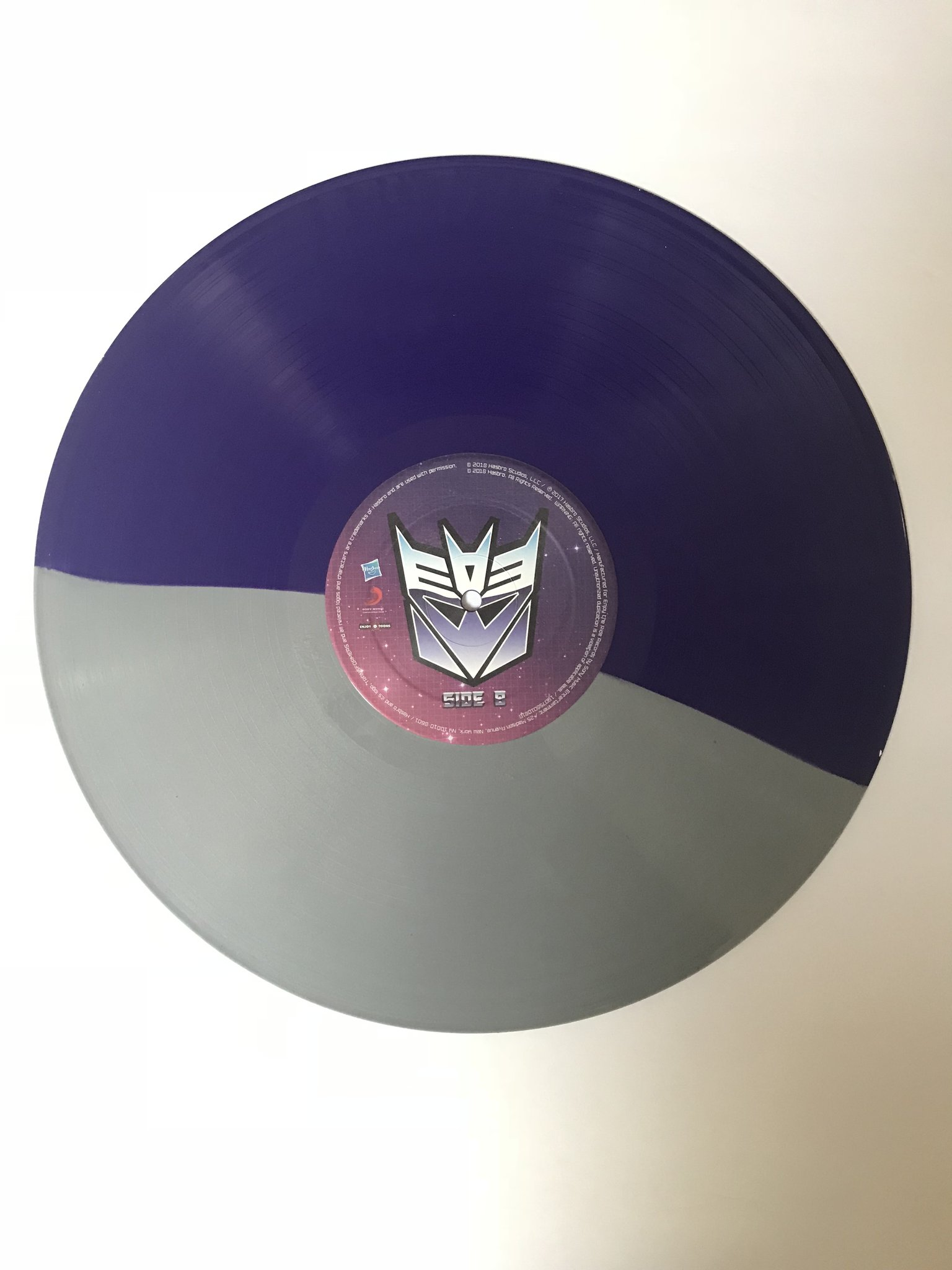 Transformers G1 Score Vinyl Repress Full Reveal New