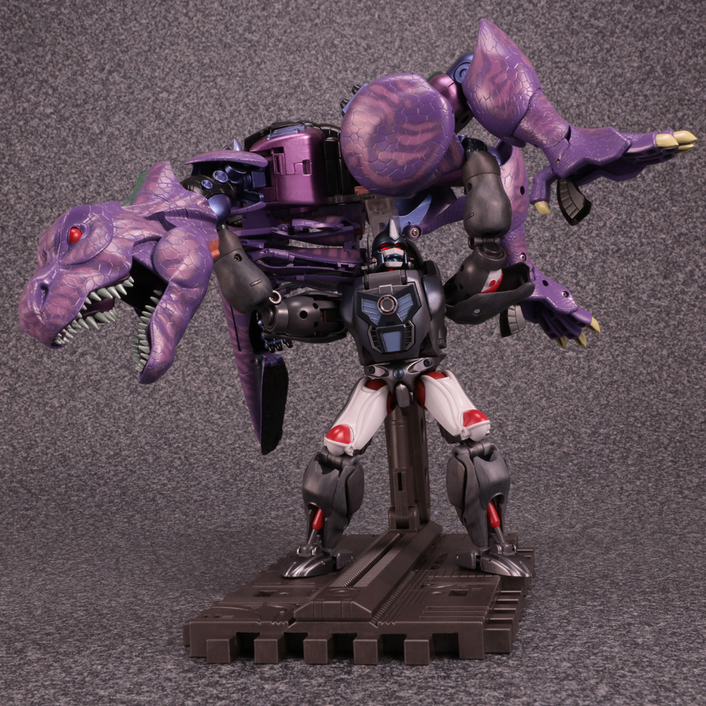 Masterpiece Beast Wars Megatron Official Images