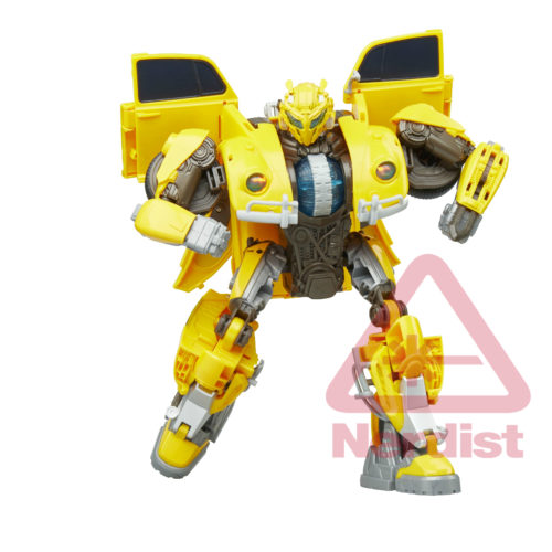 Jouets - Transformers:  Bumblebee Le Film Power-Charge-Bee-03
