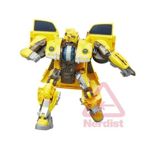 Jouets - Transformers:  Bumblebee Le Film Power-Charge-Bee-04