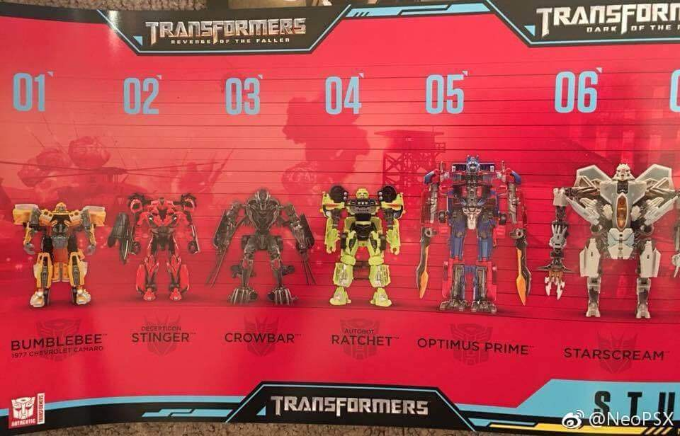 hasbro stage poster giveaway studio series complete