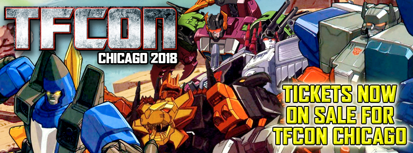 Tickets Now On Sale for TFcon Chicago 2018