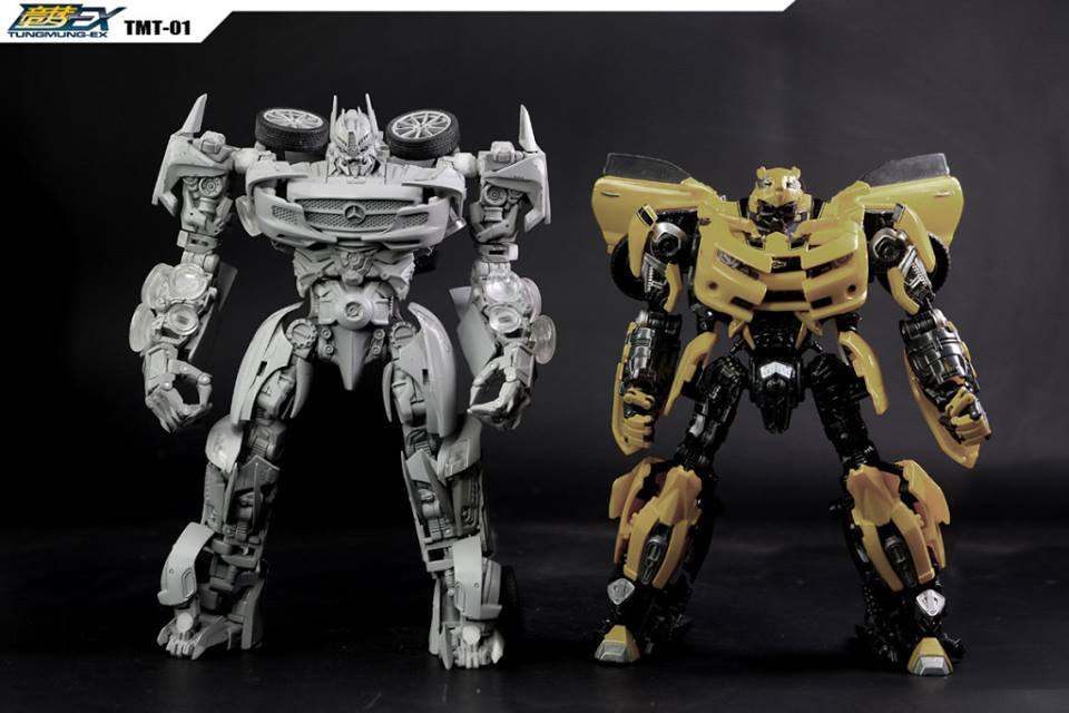 TungMung-EX TMT-01 Masterpiece Scaled Dark Of The Moon ...