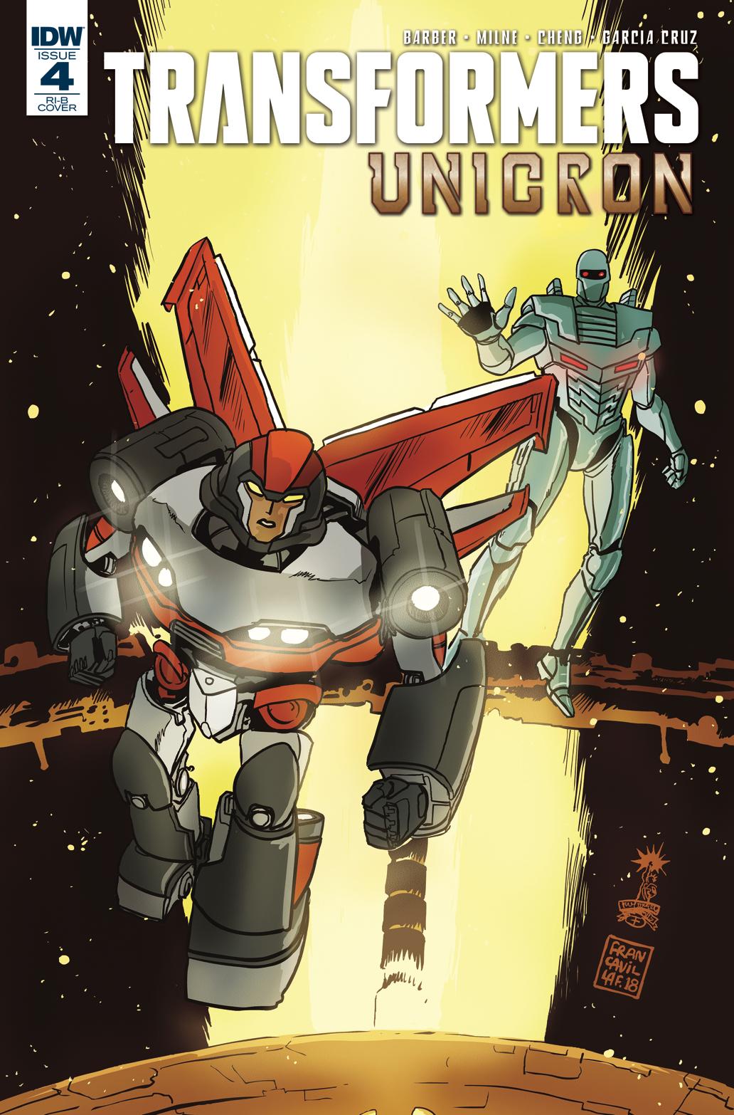 Transformers 4 Unicron Transformers: Unicron ...