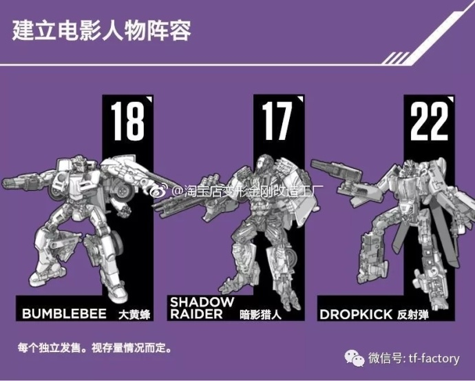 transformers studio series wave  deluxe  package  transformers news tfw