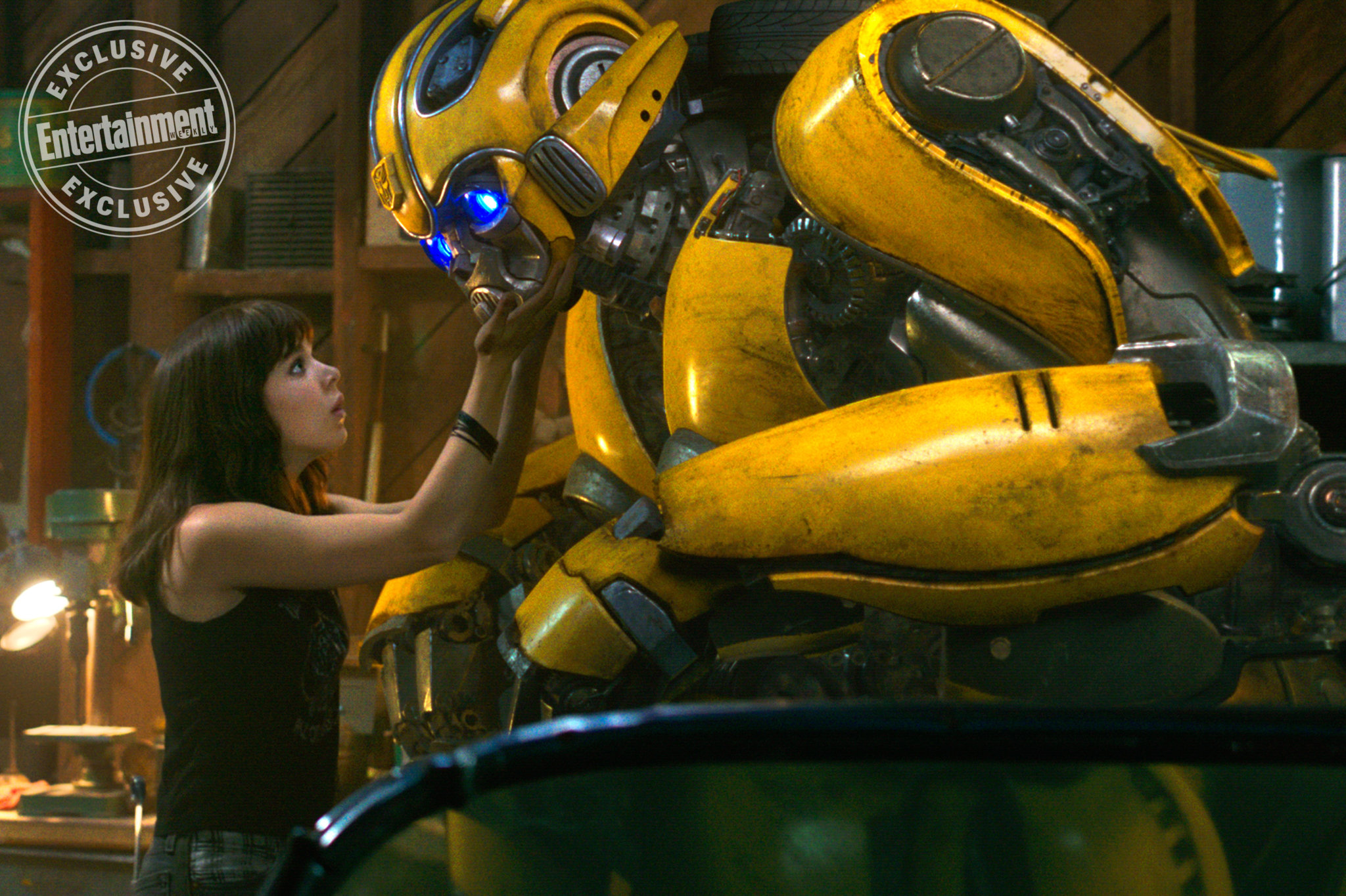 bumblebee the movie � new screencap from the film