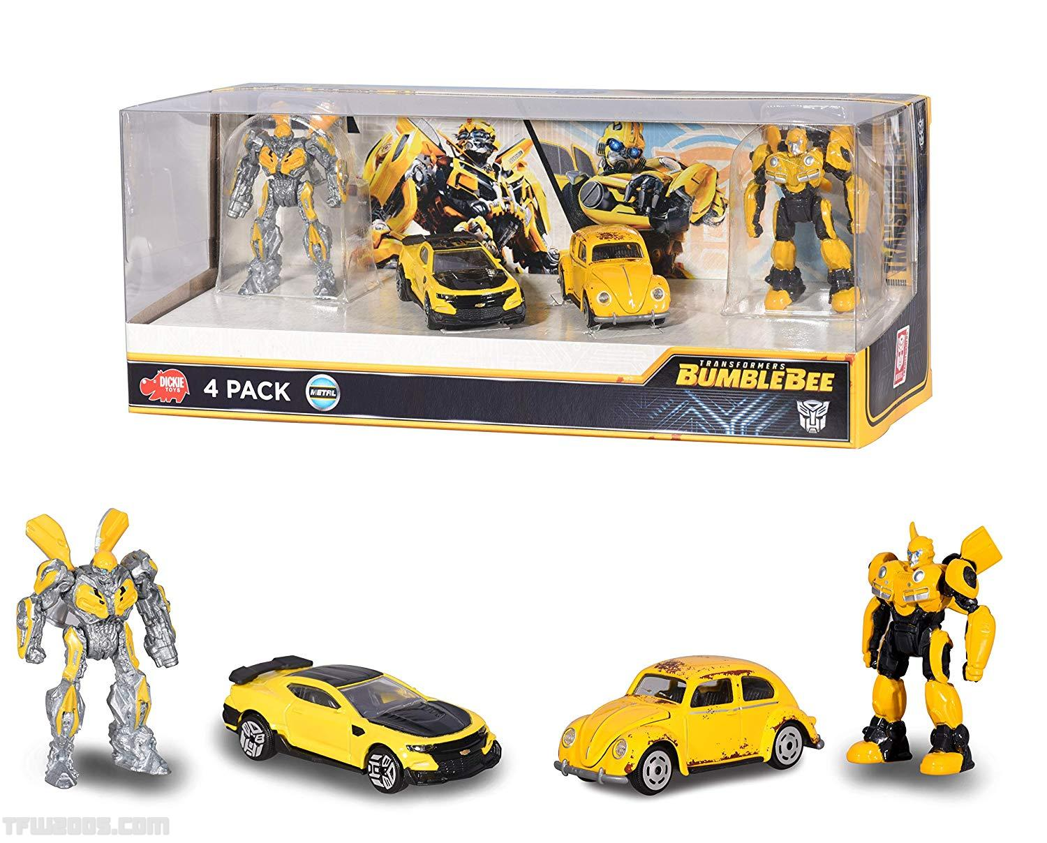 Simba Dickie Transformers Bumblebee Movie Licensed Rc Cars Robots Die Cast Vehicles And