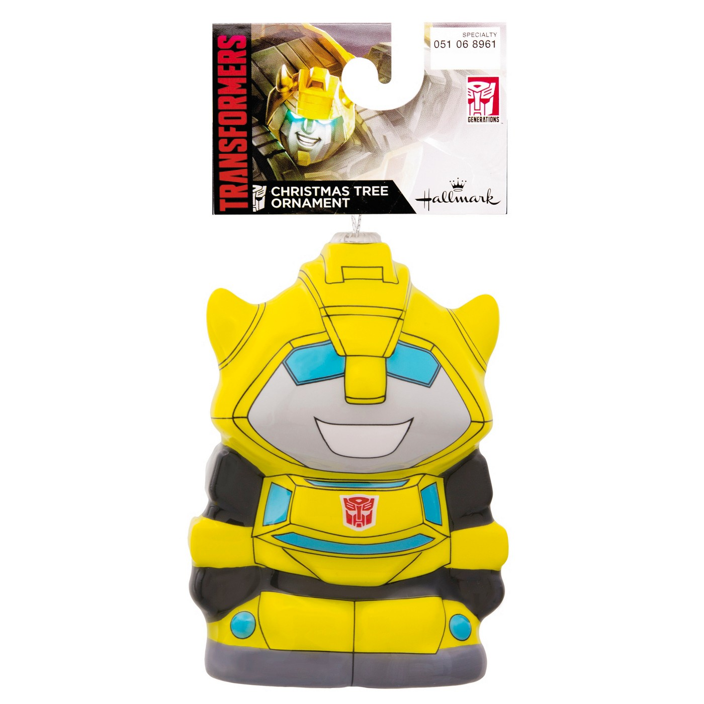 Hallmark Decoupage Christmas Ornaments at Target - Transformers News ...