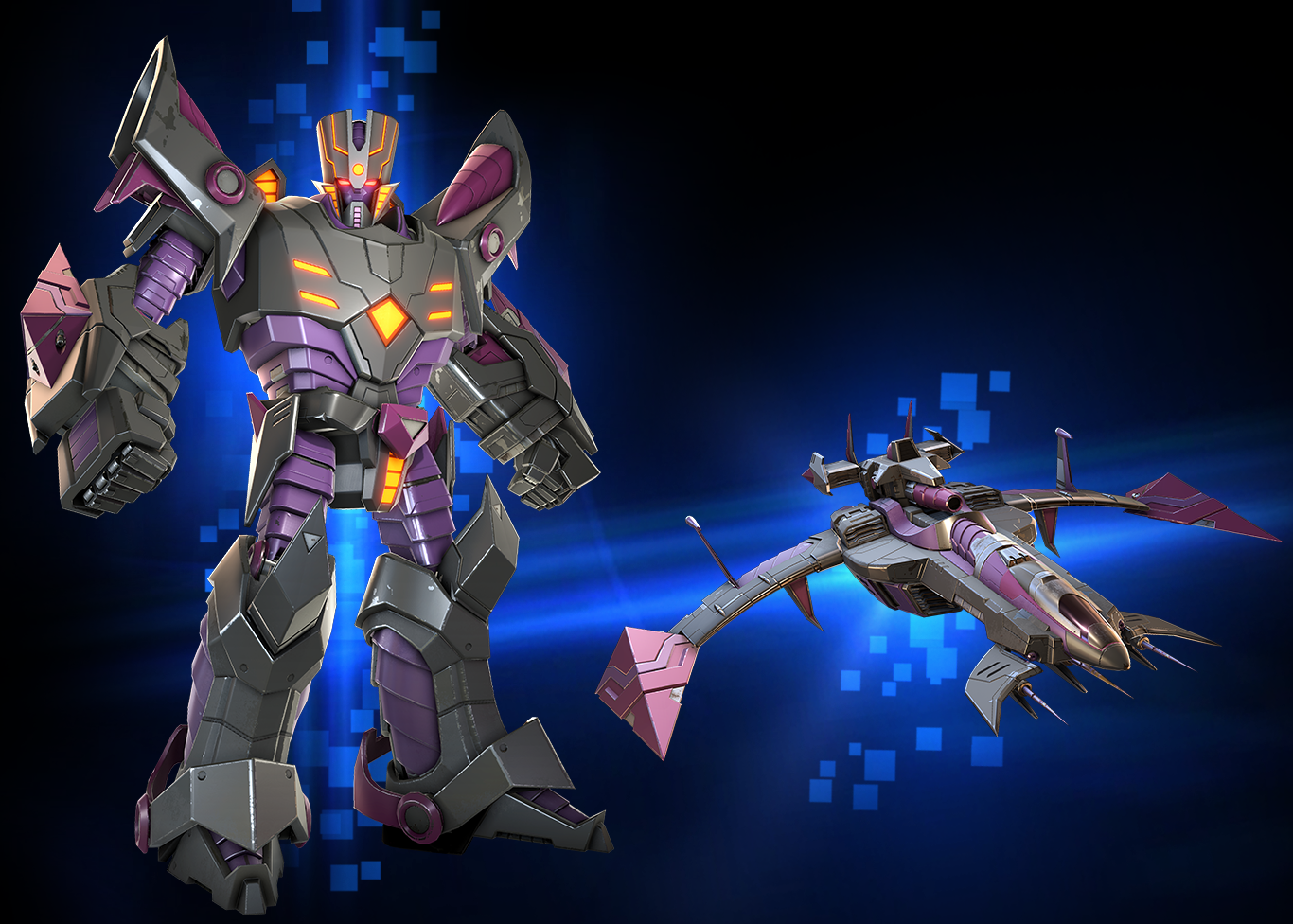 Design Squad Website >> Megatronus Joins Transformers: Forged To Fight - Transformers News - TFW2005