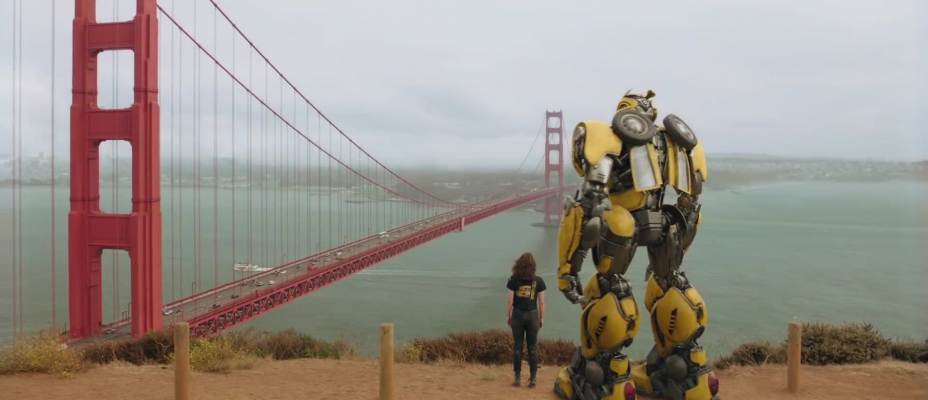 Brand New Trailer For Transformers: Bumblebee Movie Is Out Now