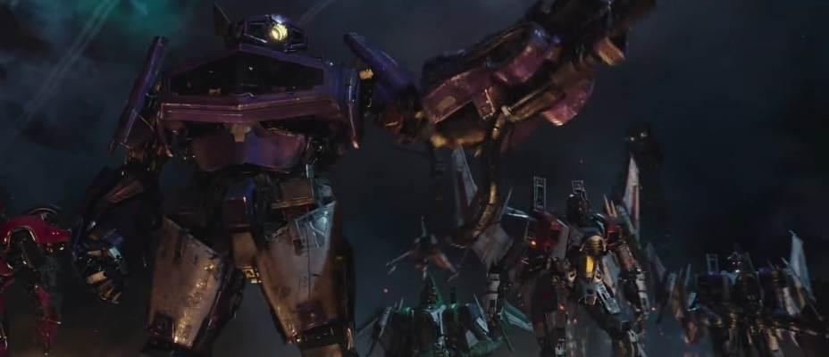 Transformers: Bumblebee Movie Trailer #2 HD Screen Caps