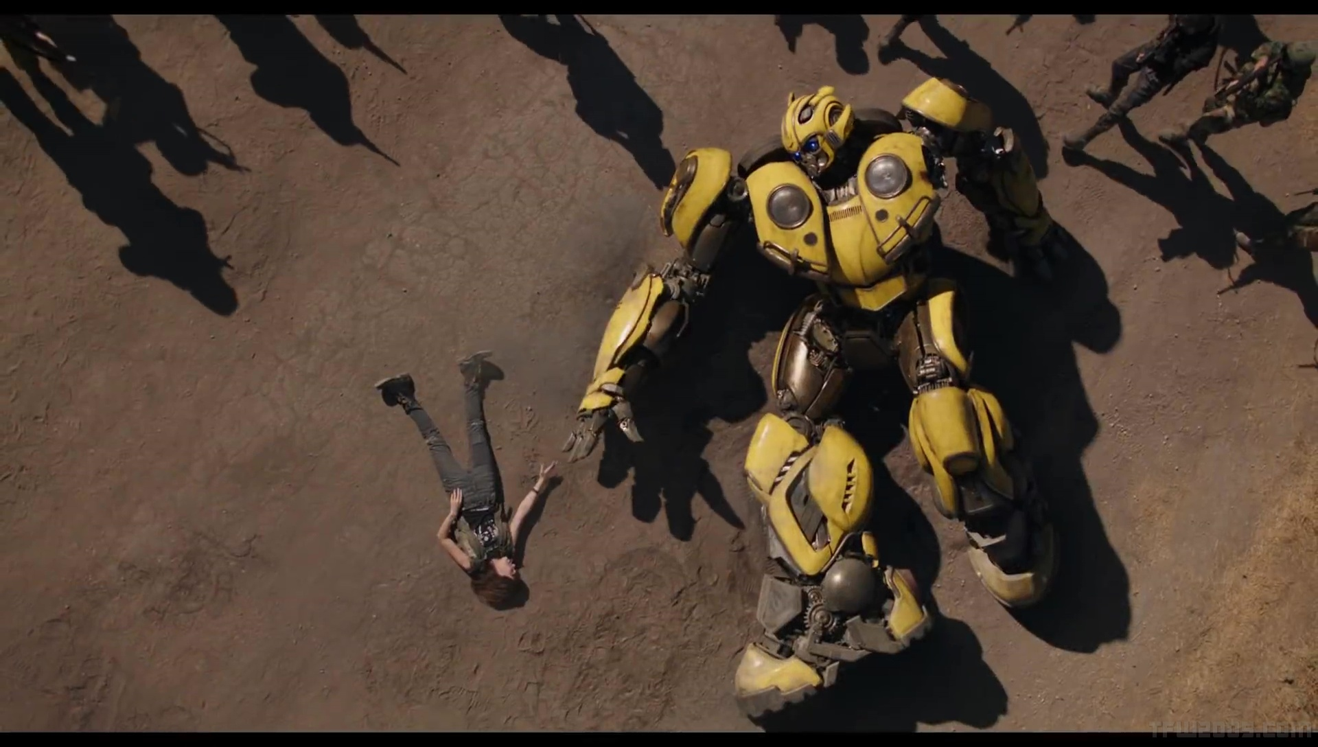 Bumbel Bee Movie: Two New Transformers: Bumblebee Trailers Rated