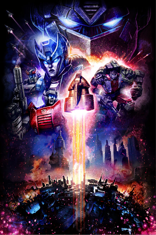 War For Cybertron: Siege New Poster - Transformers News