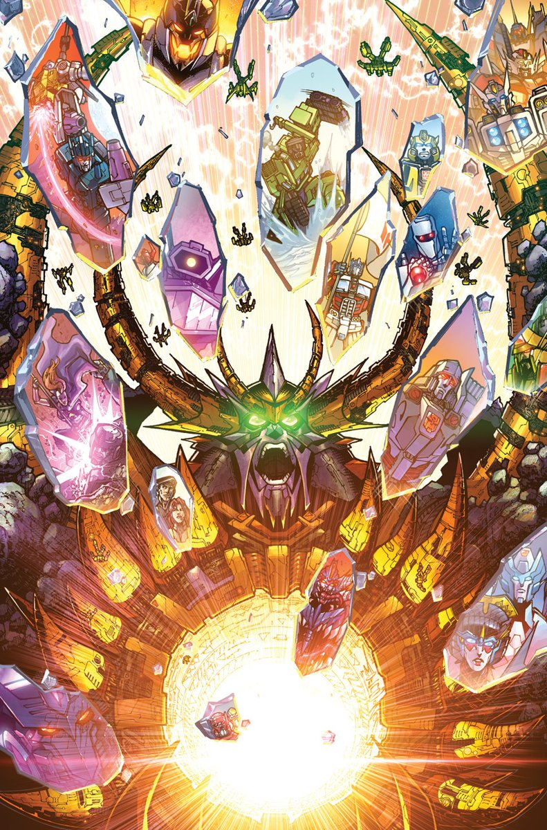 IDW Transformers Comics Final Issues Updated Release Dates