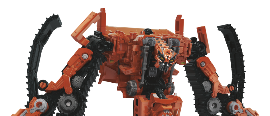 Transformers: Studio Series Shatter, Cogman, Scrapmetal, Rampage, Long Haul Official Images