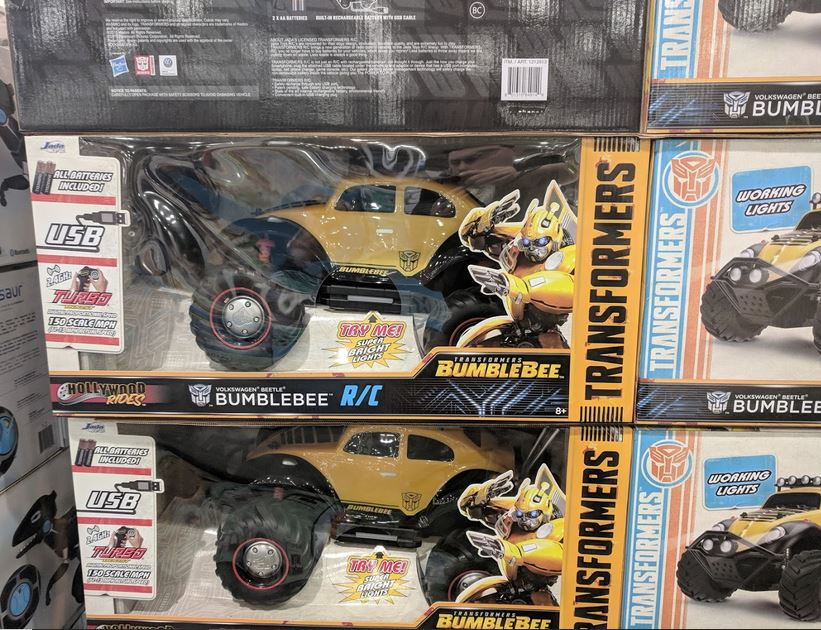 Jada Toys Hollywood Rides R C Bumblebee Out At U S Retail