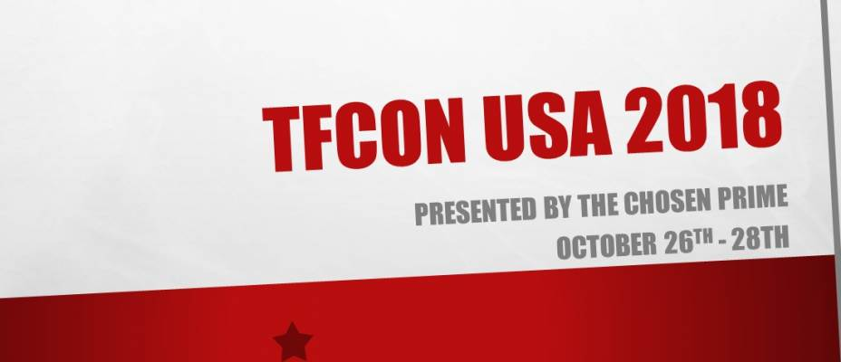 TFcon USA 2018 - 3rd Party Panel Slides in Full