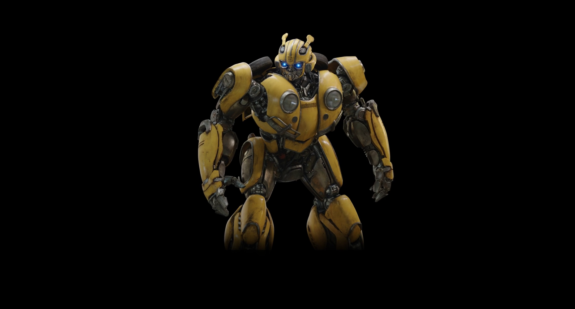 Bumbel Bee Movie: Bumblebee Movie Transformation Clip
