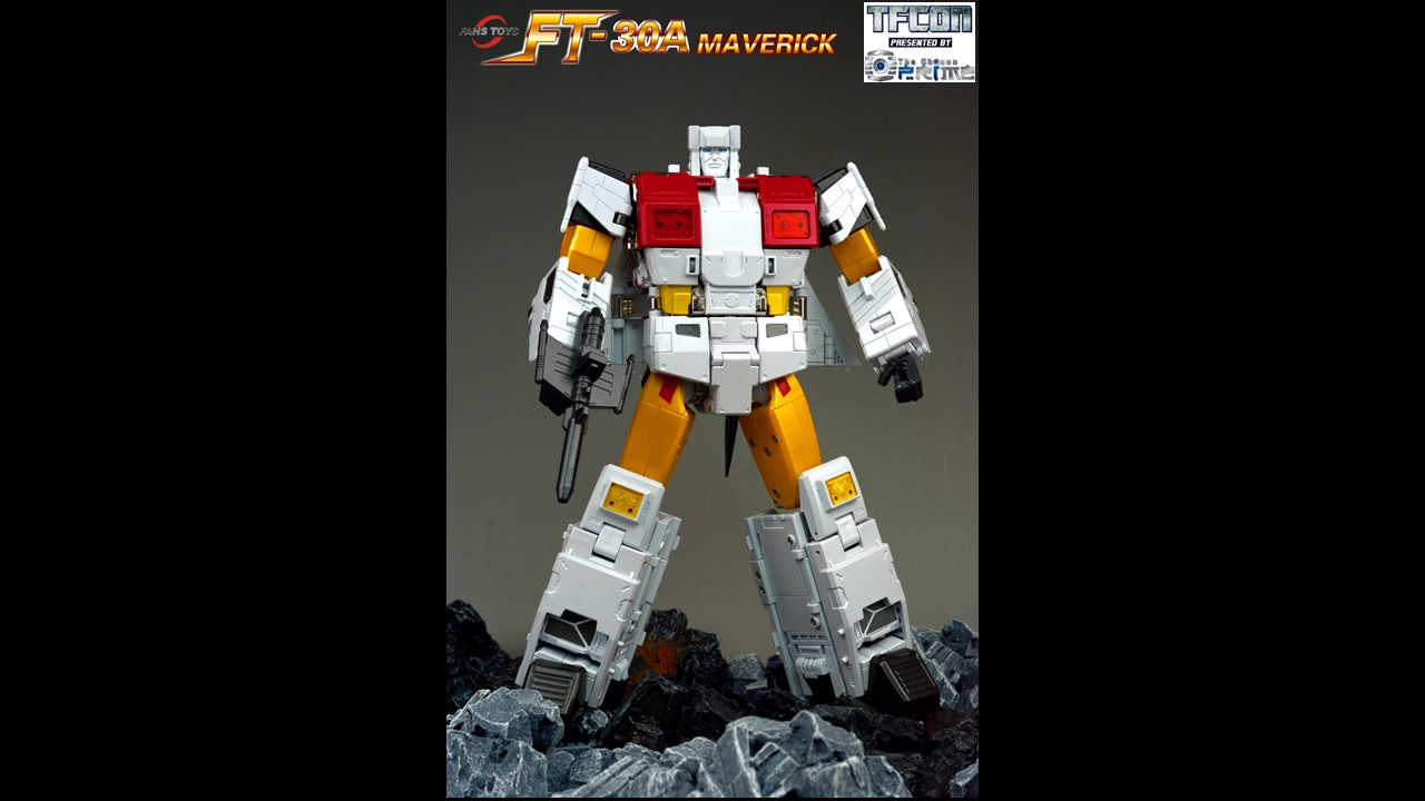 IN STOCK Transformers Fanstoys FT-30A Maverick G1 Silverbolt Action figure