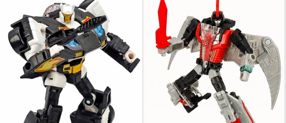 Generations Select Series Swoop and Ricochet Revealed - Online Exclusives