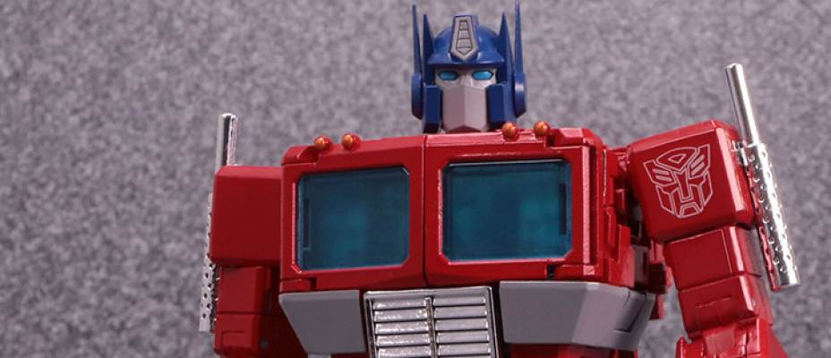 MP-44 Optimus Prime V3 Full Color Images and Accessories!