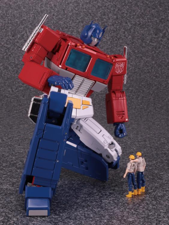 MP-44 Optimus Prime V3 Full Color Images and Accessories ... Transformers 3 Bumblebee Vs Megatron