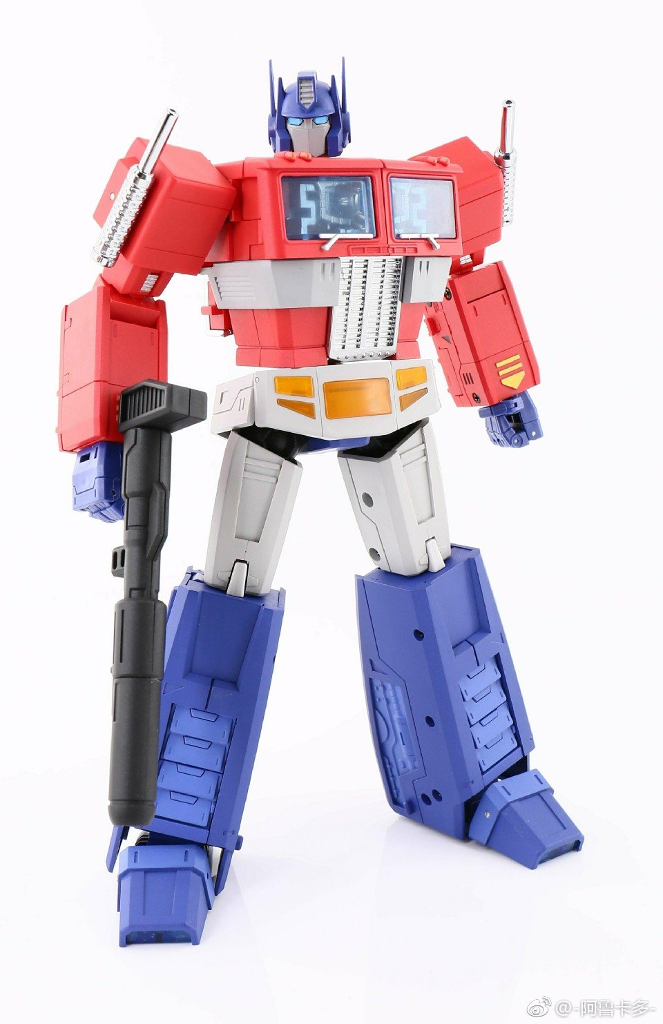 Transformation Magic Square MS-TOYS MS-01 Light of Freedom Optimus Prime!