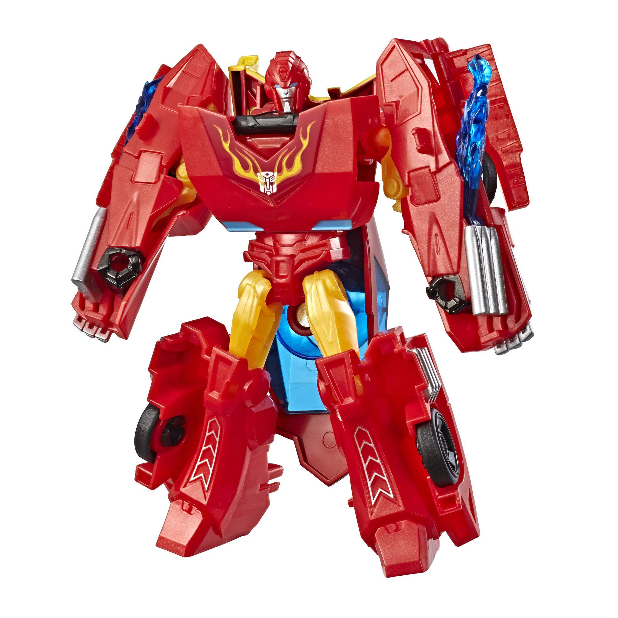 Stock Photos Cyberverse Warrior Class Wave 3 Hot Rod