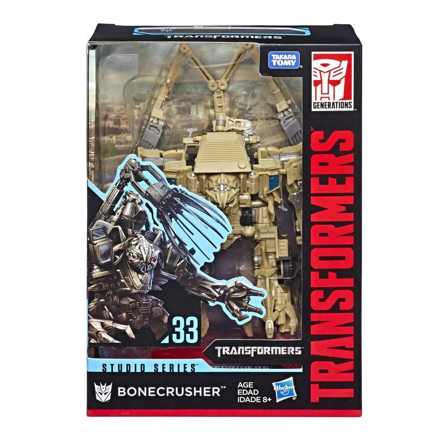 Transformers Studio Series 02 Deluxe Class Decepticon Stinger Vector Prime