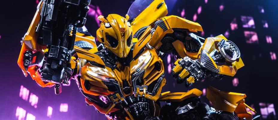 3A Bumblebee from Transformers The Last Knight TFW2005 Gallery