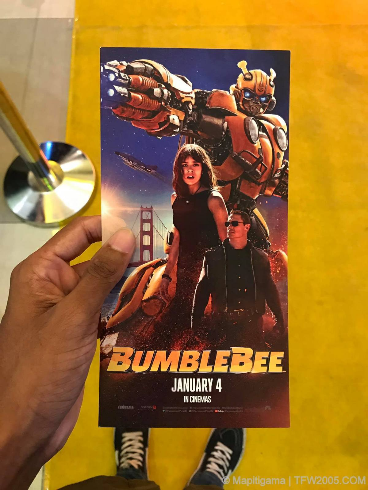 transformers  bumblebee opens in china  india and sri