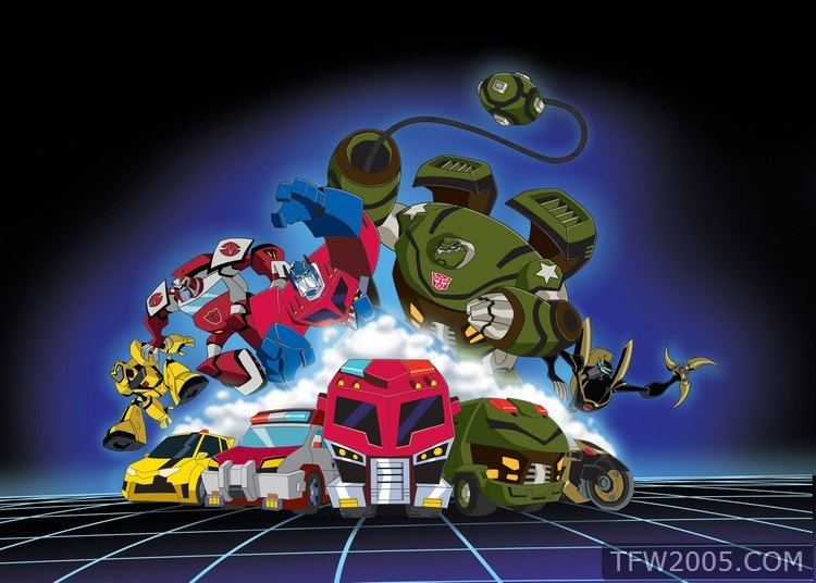 Transformers Animated Theme Songs Available - Transformers News