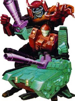 Cancelled Titanium Bludgeon Revealed in TFW2005 Toy Database