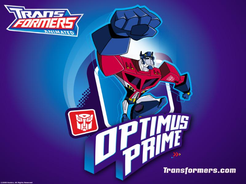 Official Transformers Animated Desktop Wallpapers Transformers