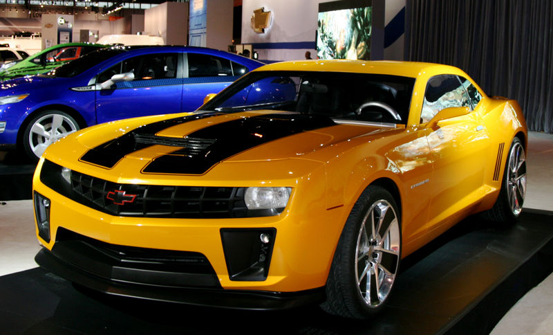 Bumblebee Chevy Camaro Available To Order June 1