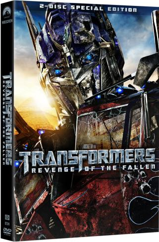 transformers revenge of the fallen blu ray review