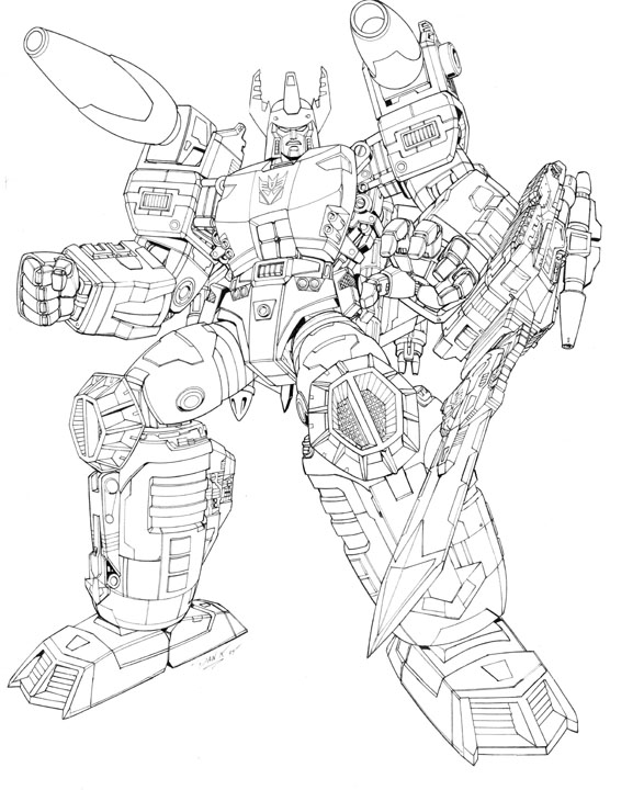 Artwork For Unreleased Transformers Energon Optimus Prime And