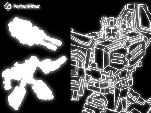 [PerfectEffect] Produit Tiers - Jouet tiers de la Gamme PE DX PerfectEffectUpcoming2_1275404527