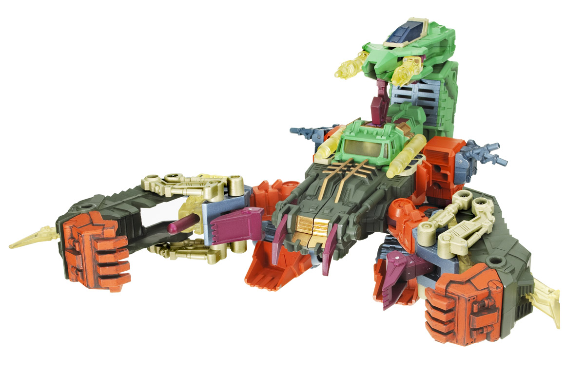 Giant Scorpion Transformers Toy Mystery Revealed Transformers News