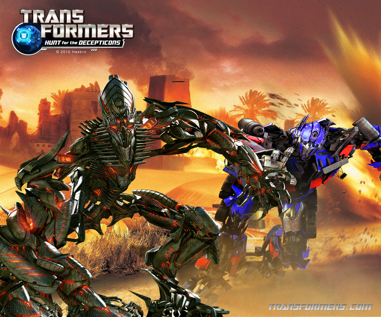 Hunt For The Decepticons The Most Wanted Extended Story