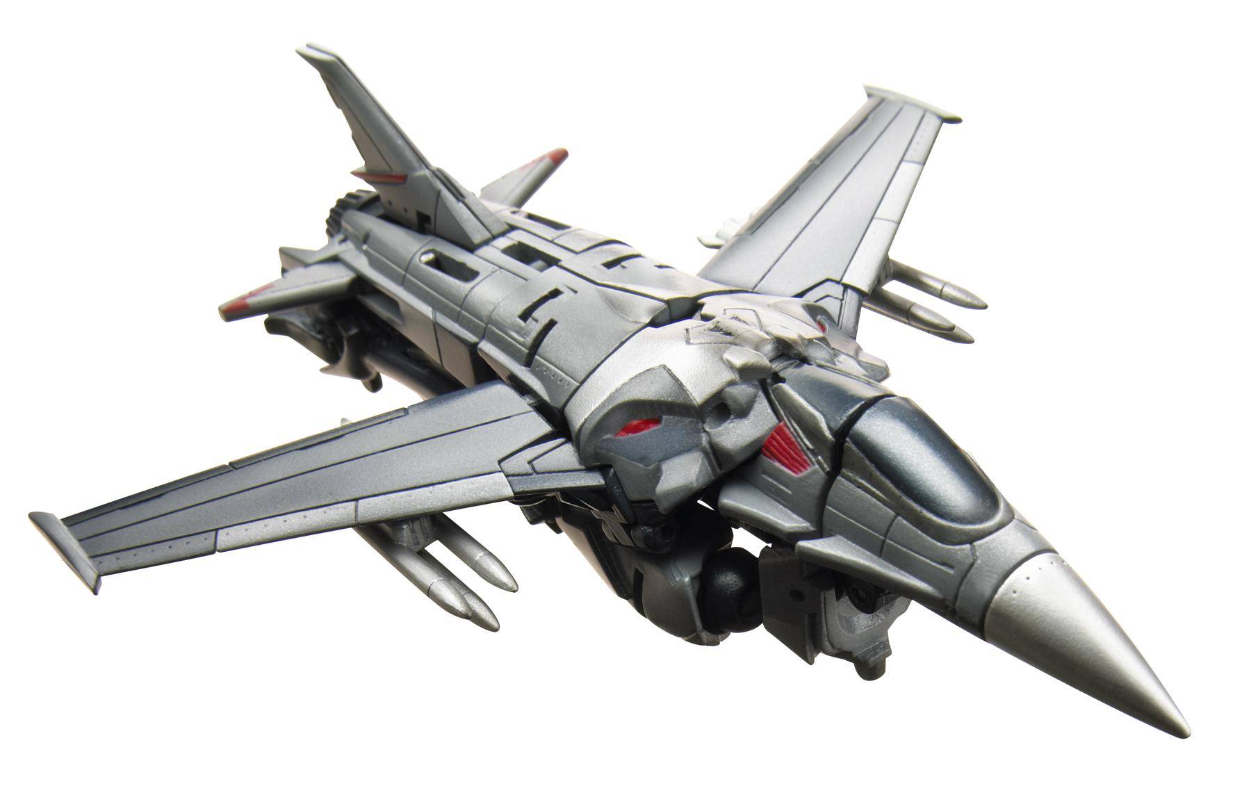 Transformers  Prime Deluxe Starscream Toy Revealed